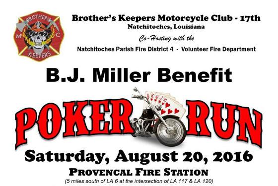 BJ Miller event