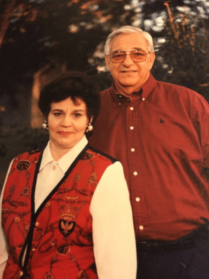 Bettye and Jim Bruning