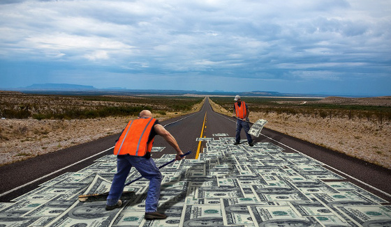 moneypavedroad