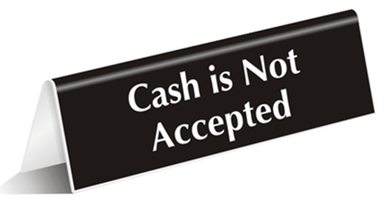 cash-is-not-accepted