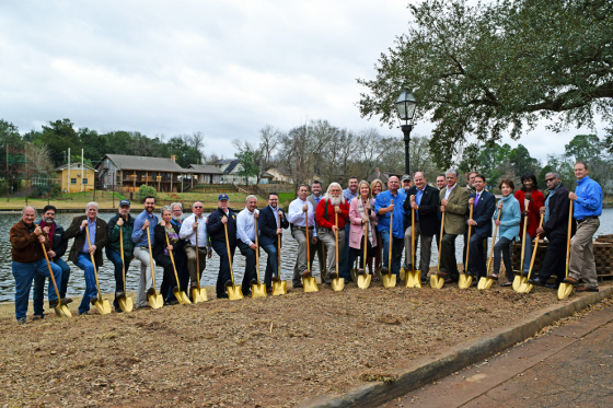 groundbreaking-for-riverfront-2017