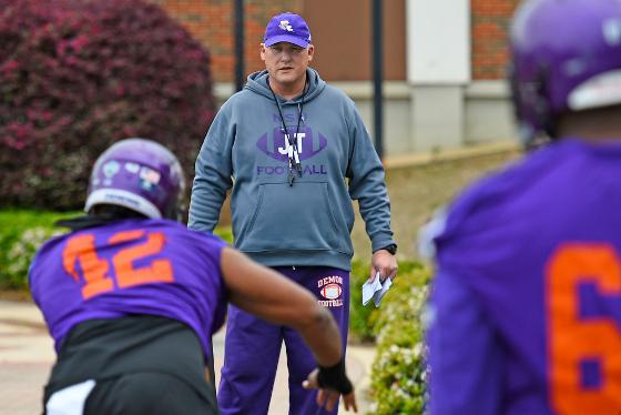 Coach Thomas 3-6-17