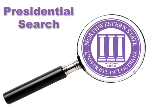 Presidential Search