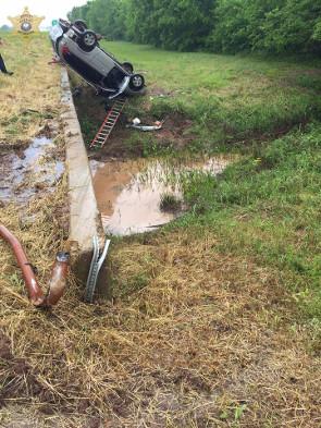 NPSO - Cloutierville Crash