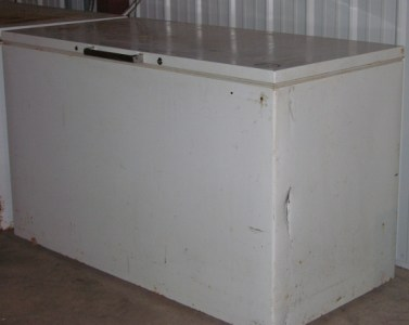 Cane River Food Pantry Freezer 3