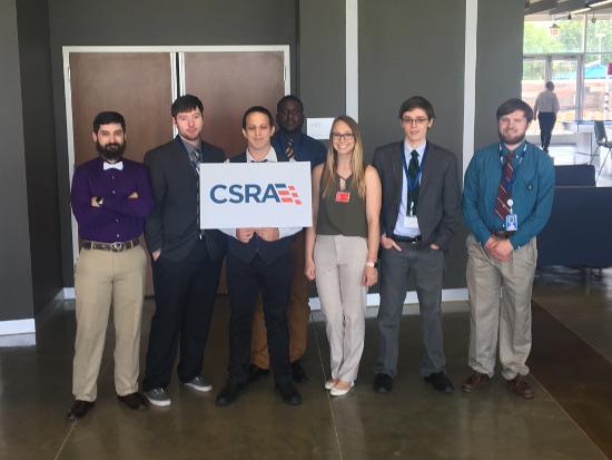 CSRA Interns 2017