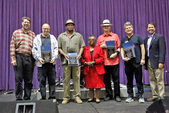 Festival 2017 Inductees to Hall of Master Folk Artists