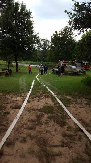 Fire training 1 2017