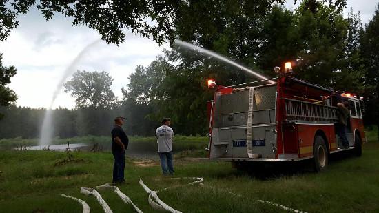 Fire training 5 2017