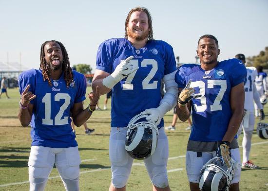 NSU-Rams trio Player