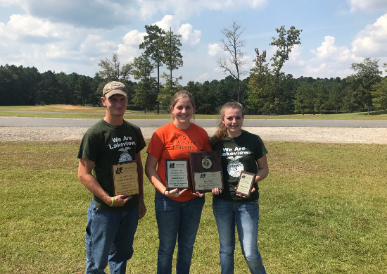 Lakeview FFA - Forestry 2017