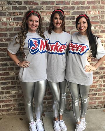 BOM Three Muskateers
