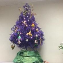 David's Purple Tree