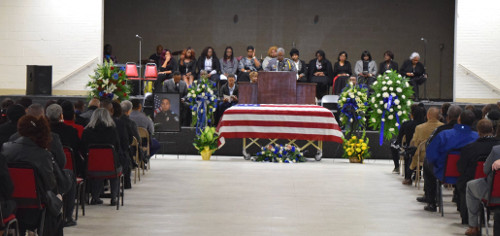 Beaudion Funeral
