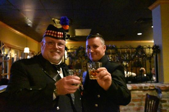 Burns Night Supper Celebrates Scottish Culture