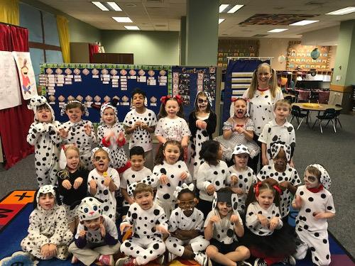 101 days of kindergarten