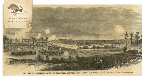 Battle of Mansfield_Frank Leslie