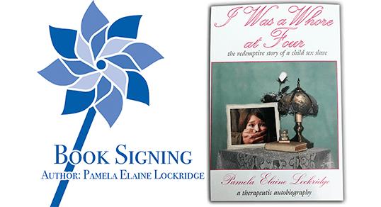 Pamela-Book Signing