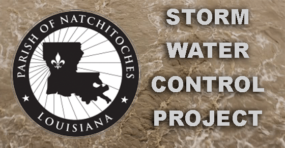 Storm water control project