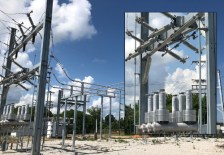 Infastructure Bypass Substation