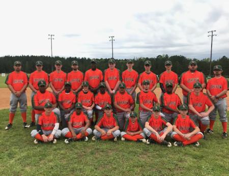 Lakeview Baseball Team