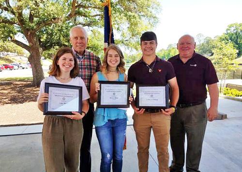 Rotary Essay Winners 2018