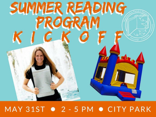 Summer Reading Program Kickoff