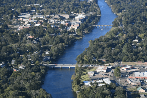 Cane River View - Downtown Natchitoches