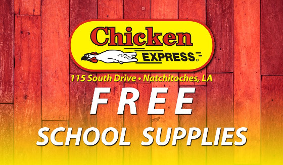 Chicken School Supplies
