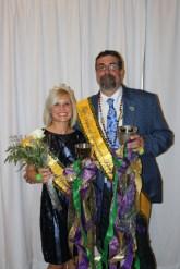 Duchess and Duke of Decadence: Angie McKnight and Byron McKinney