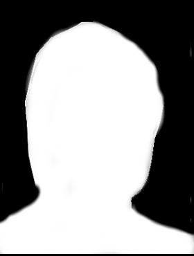Pastor Silhouette
