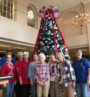 CBT Veterans Tree