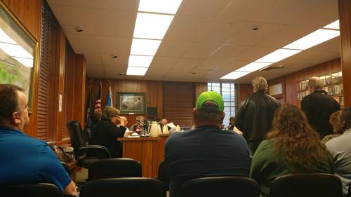 Parish Council Meeting 12-06-18