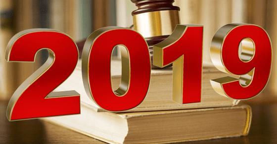 2019 Laws