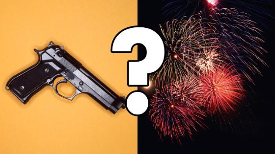 Gunfire New Years