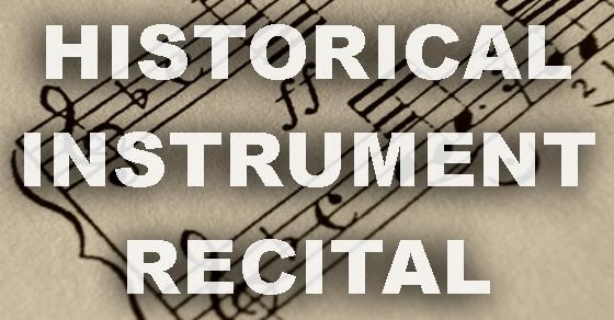 Instrument Recital