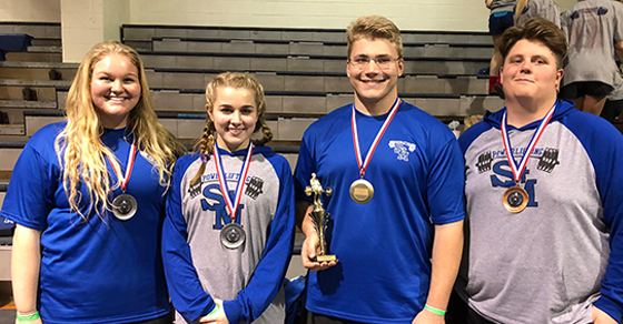 SMS Powerlifting 2019