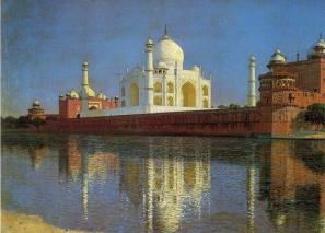 Taj Mahal, VASILY VERESHCHAGIN