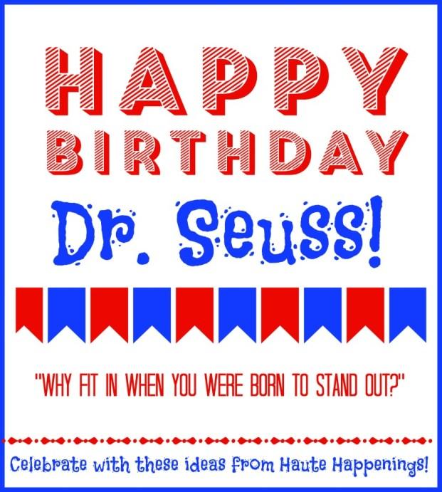 Dr. seuss 2014 birthday