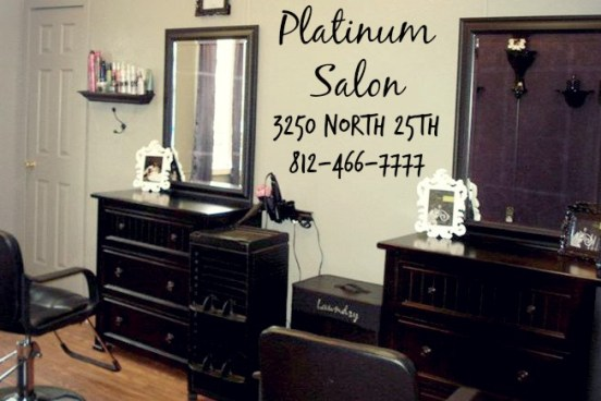 Platinum Salon Terre Haute