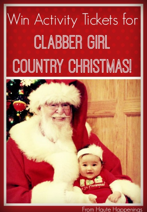 clabber girl country christmas