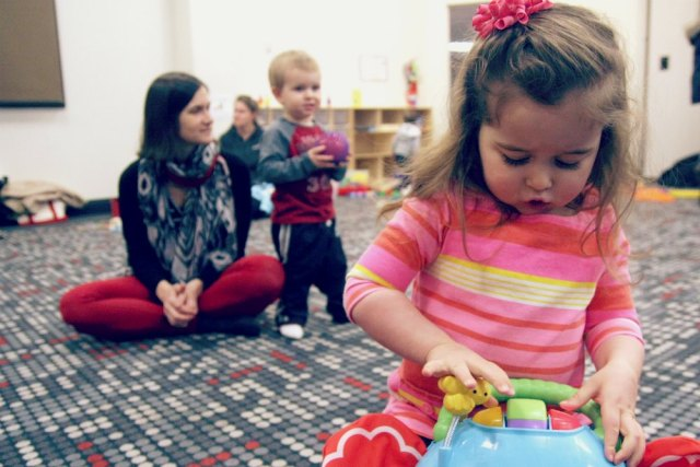 Things to do at the Vigo County Public Library