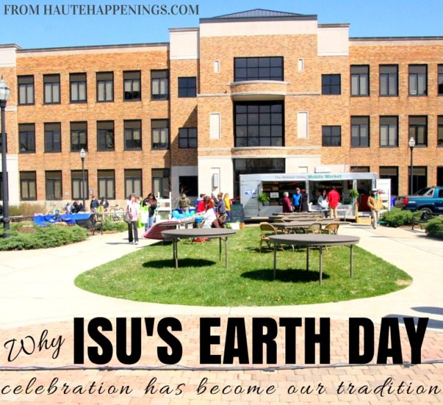 Earth Day at Indiana State University