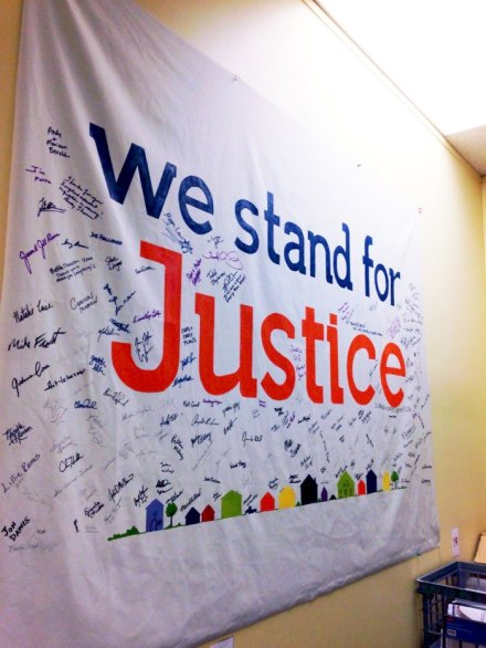 Social Justice Project Ideas from the Neighborhood Christian Legal Clinic