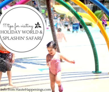 11 Must-Read Tips for visiting Holiday World and Splashin' Safari with kids
