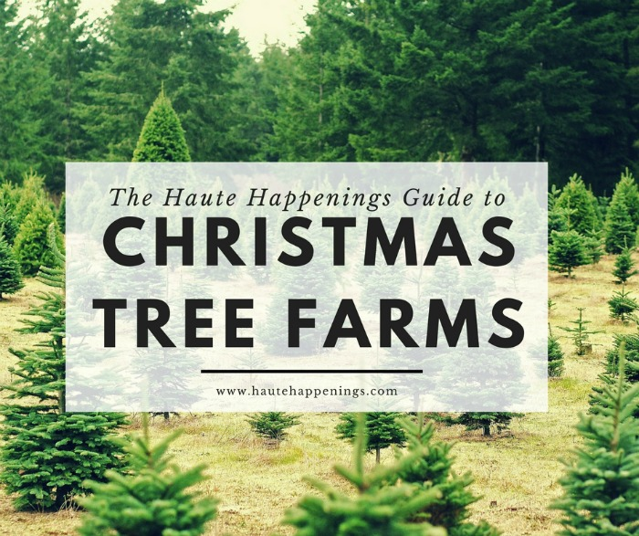 Where to find a Christmas tree farm in the Wabash Valley