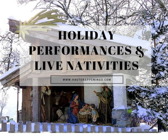 Holiday Performances & Live Nativities in Terre Haute