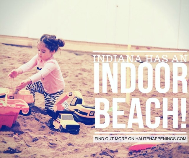 Everything you need to know about Indiana's only Indoor beach!