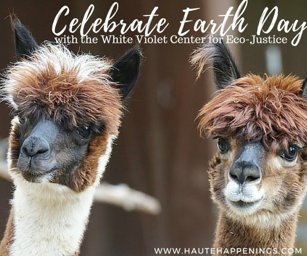 Earth Day Celebration at the White Violet Center and St. Mary-of-the-Woods