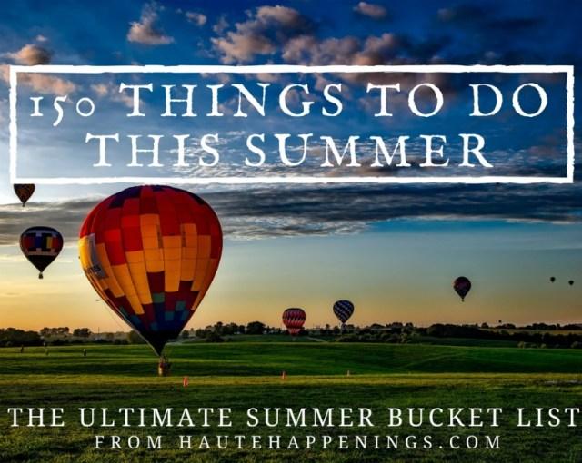 92 days of Summer Fun